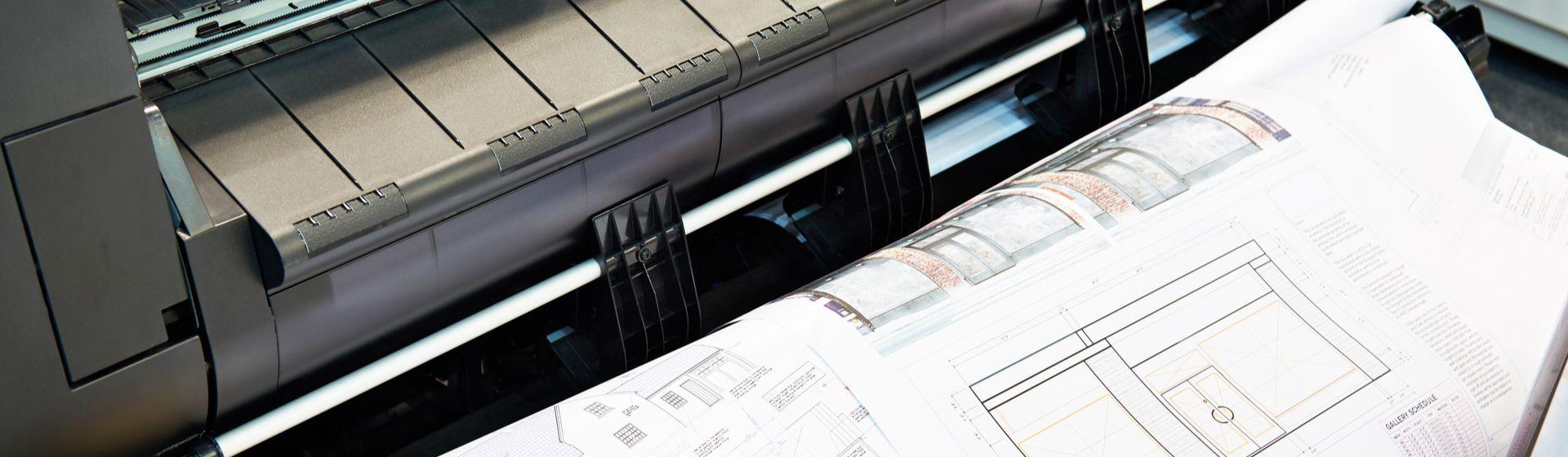 O que é uma impressora plotter? Entenda e veja bons modelos