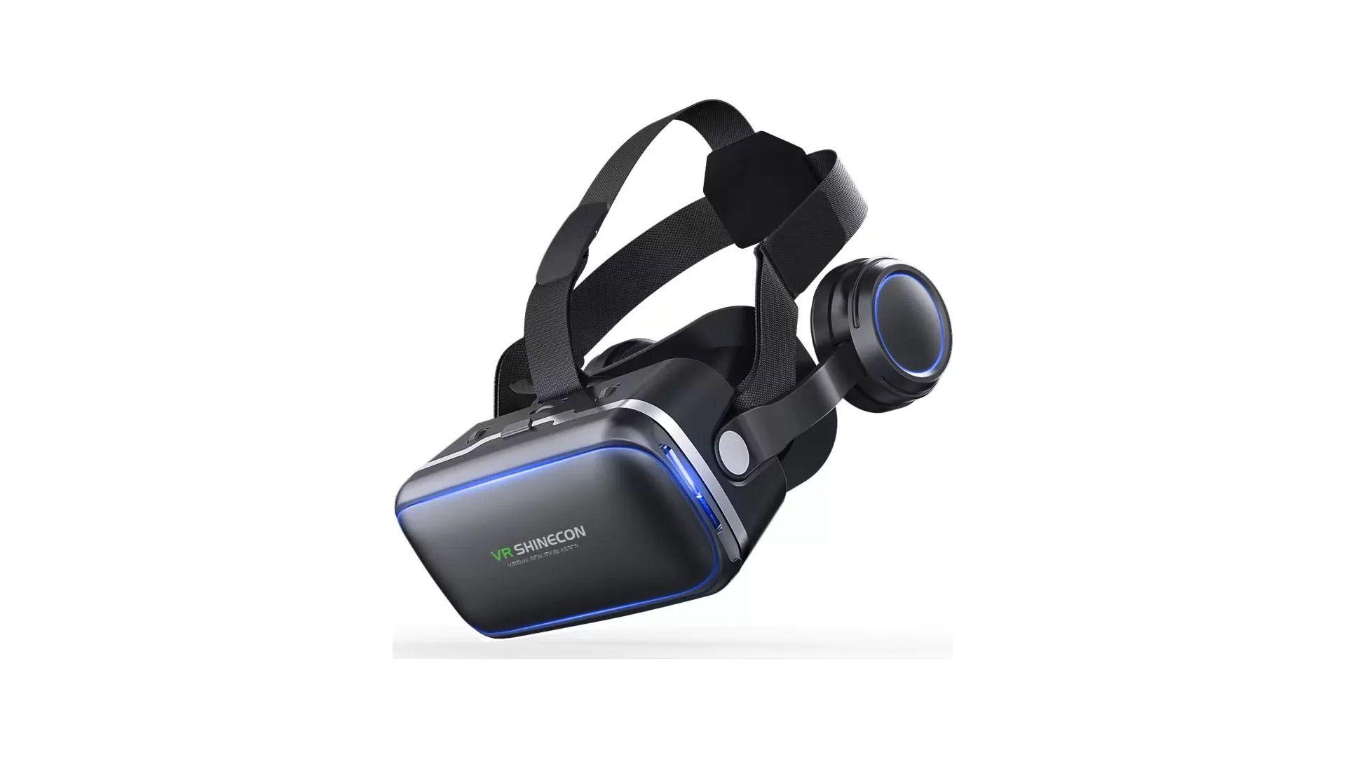 Óculos realidade virtual da Shinecon. (Foto: Divulgação/Shinecon)