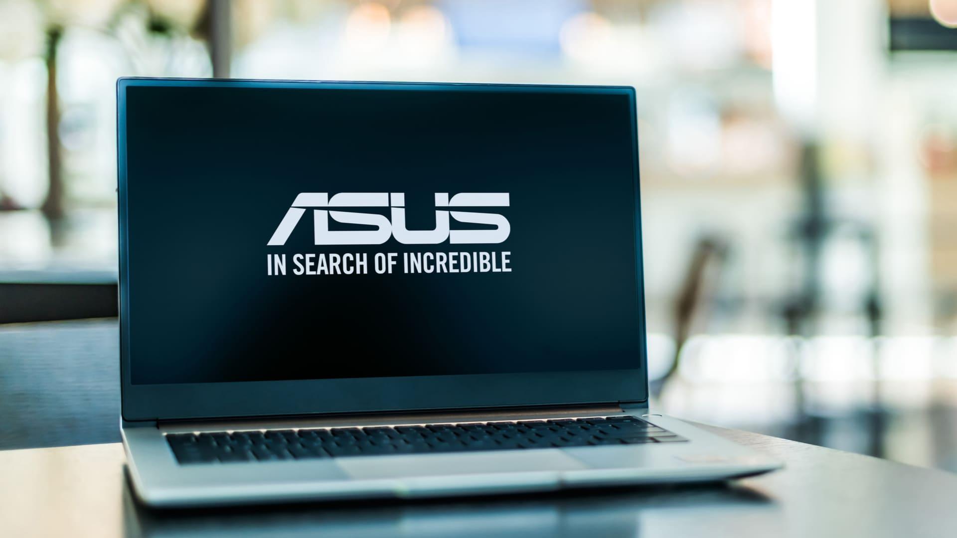 A Asus já tem mais de 30 anos de existência (Foto: Shutterstock)