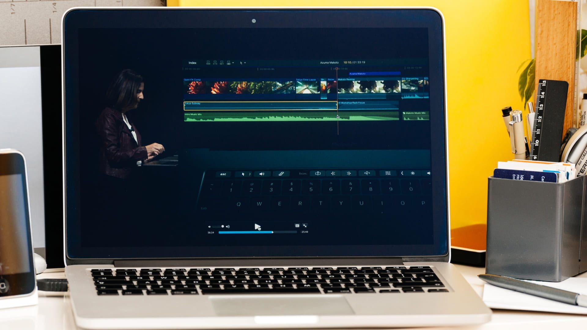 Notebook i9 é excelente para quem trabalha com edições em alto nível (Foto: Shutterstock)