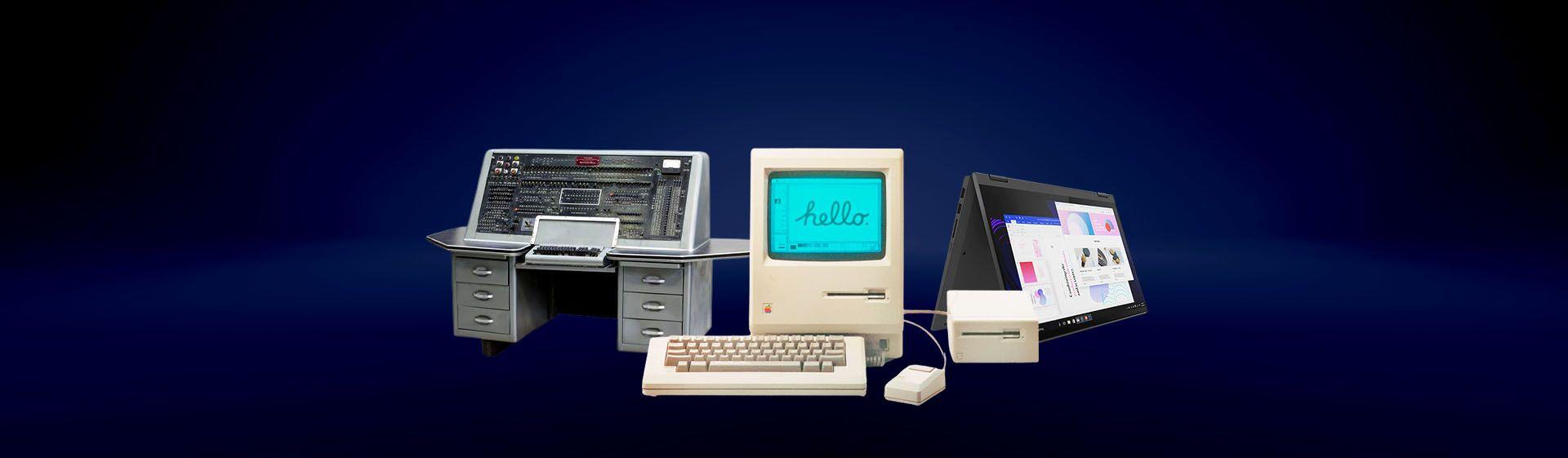Do primeiro computador do mundo até hoje: a história da Informática