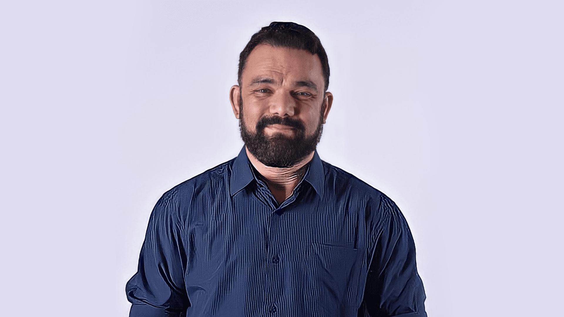 O doutor Luciano Silva atua nas áreas de Astroinformática e Computação de Alto Desempenho e nos contou que a computação quântica e molecular já são coisas do presente: (Foto: Cedida por Luciano Silva)