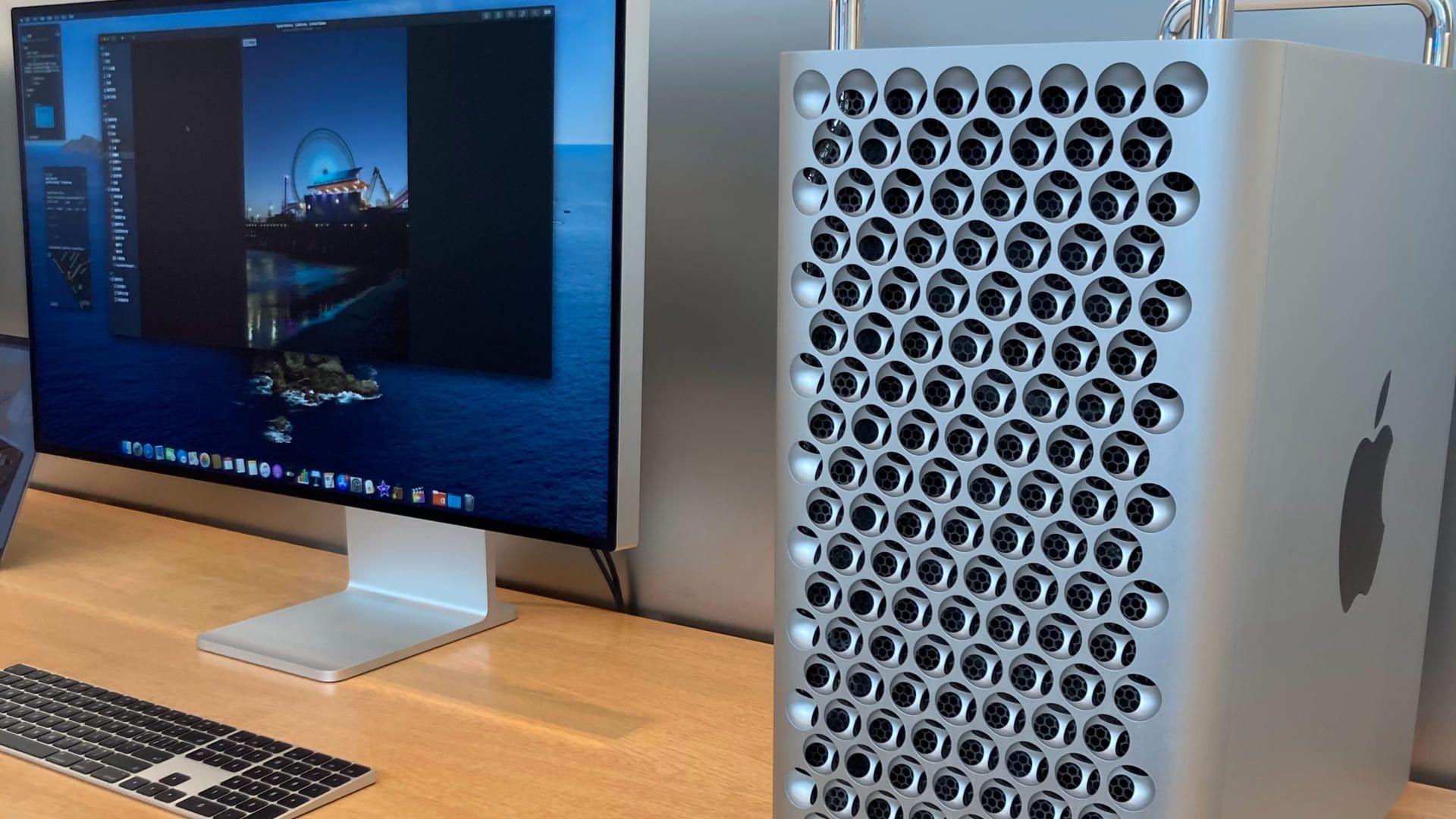 Por conta de suas configurações bem robustas, o Mac Pro é um computador Apple específico para empresas que necessitam de muito poder de processamento (Fonte: Shutterstock/Jack Skeen)