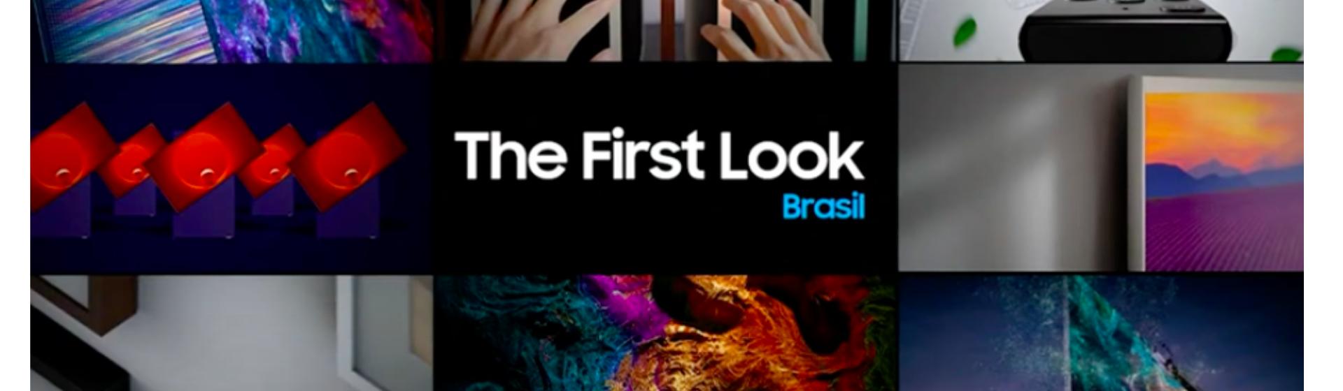 Samsung apresenta lançamentos de TVs e áudio em evento online
