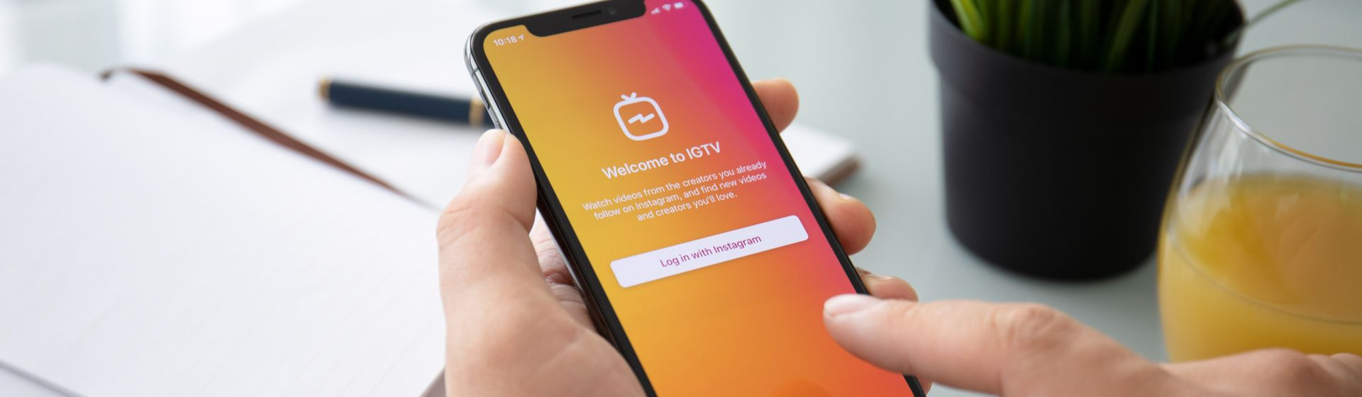 Como acessar o IGTV no celular e na web