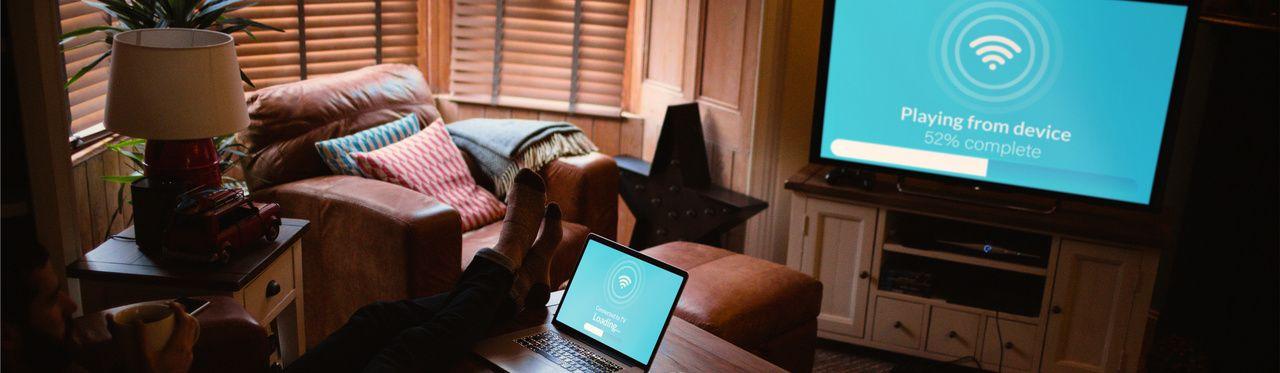 Como ligar o notebook na TV?