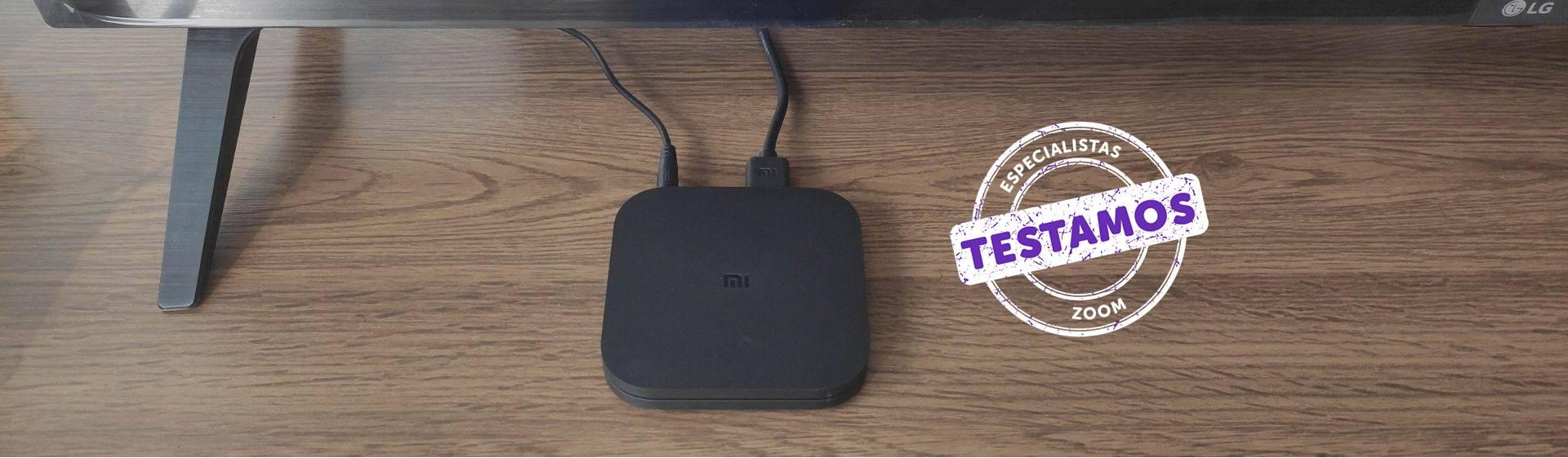 Mi Box S: resolução 4K e Chromecast integrado