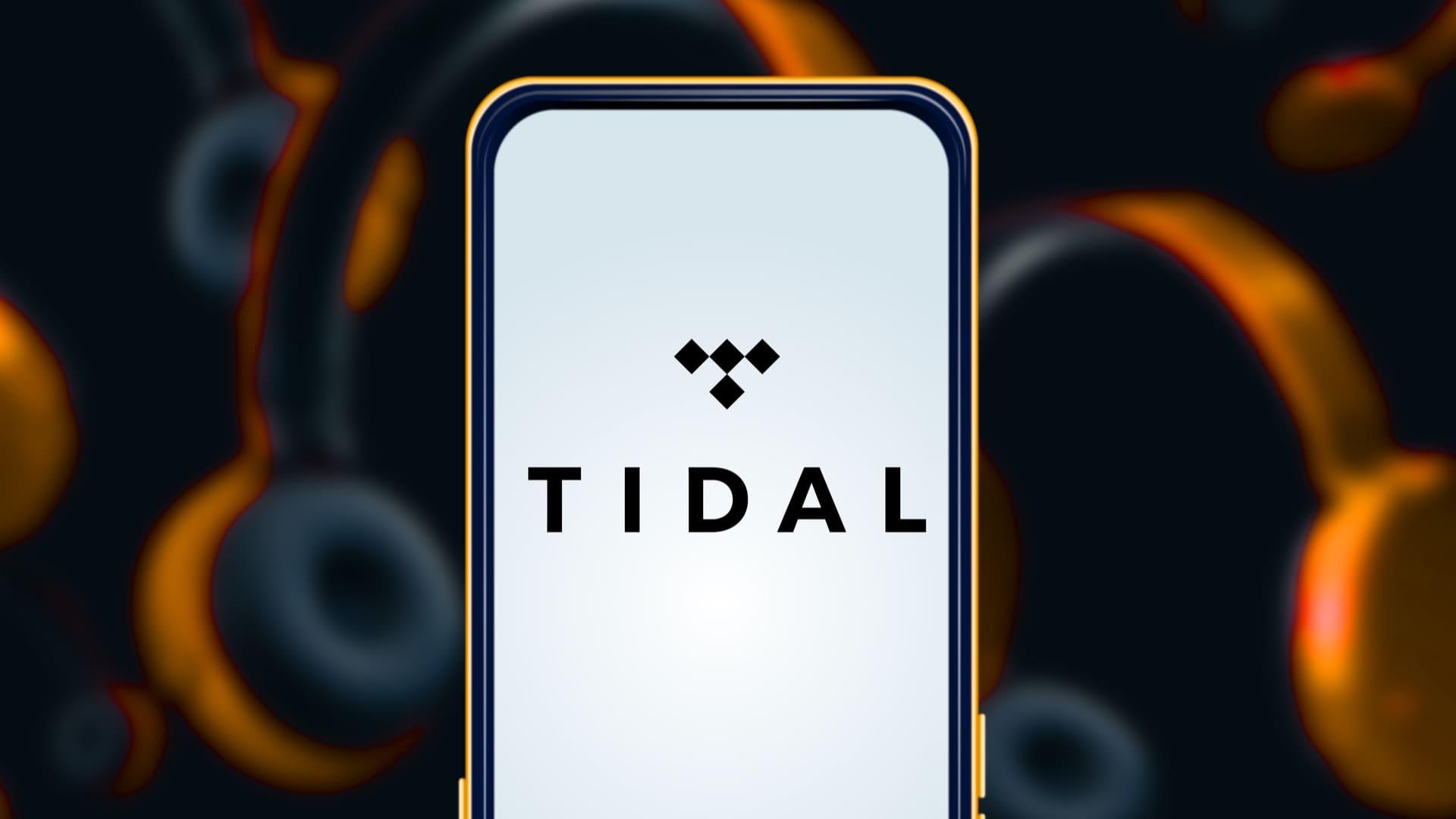 O Tidal é o streaming musical fundado pelo casal Beyoncé e Jay-Z. (Imagem: Reprodução/Shutterstock)