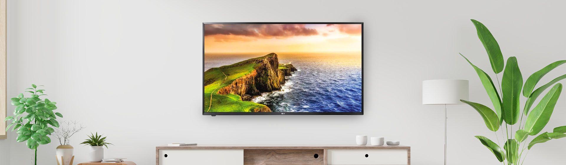 """TV LG LV300C LED 32"""" é boa?"""
