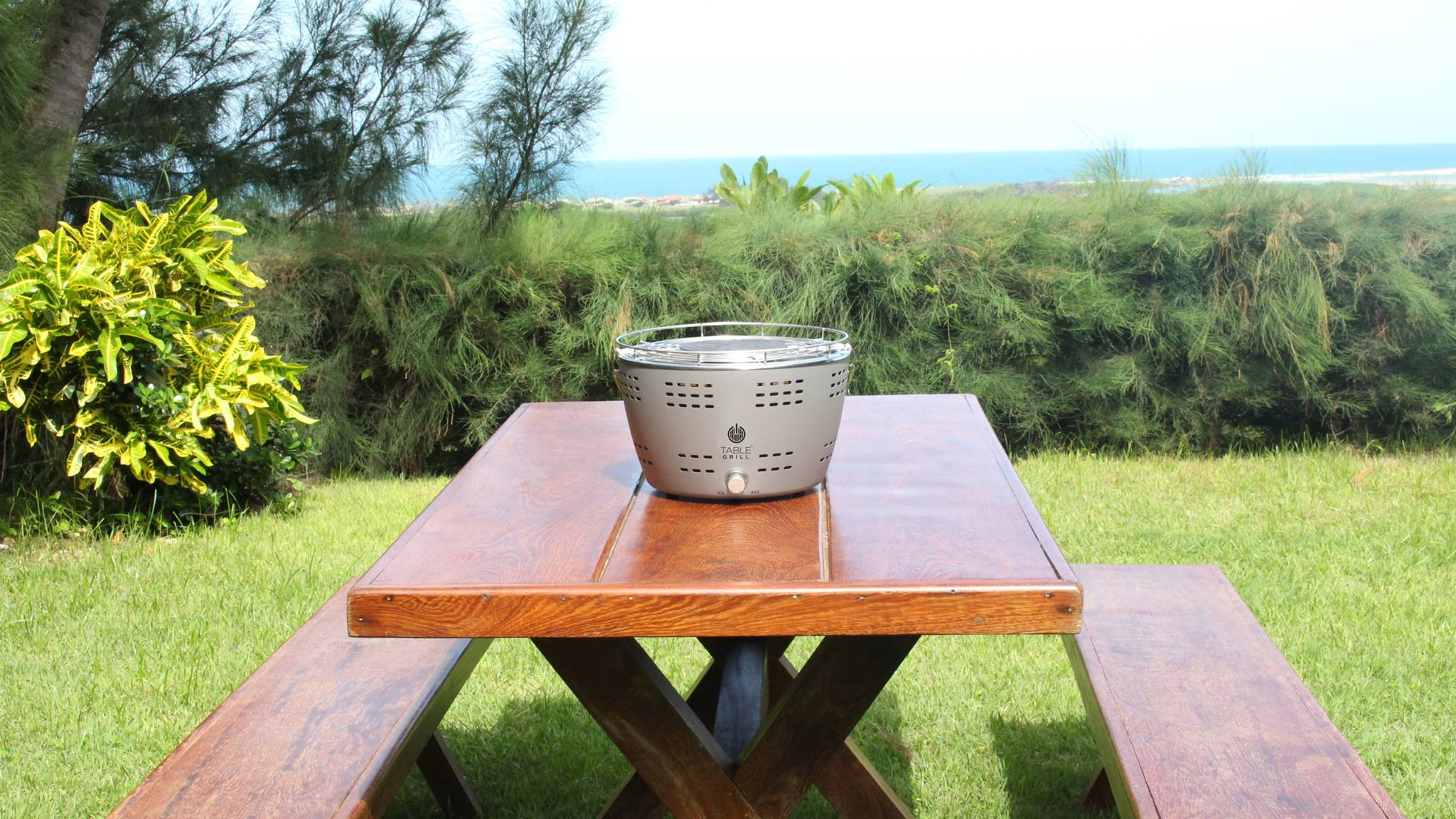 Churrasqueira de mesa Table Grill vale a pena? (Foto: Reprodução/Facebook/Table Grill)