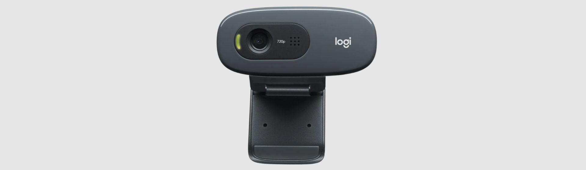 Webcam Logitech C270 HD é boa para home office? Veja análise