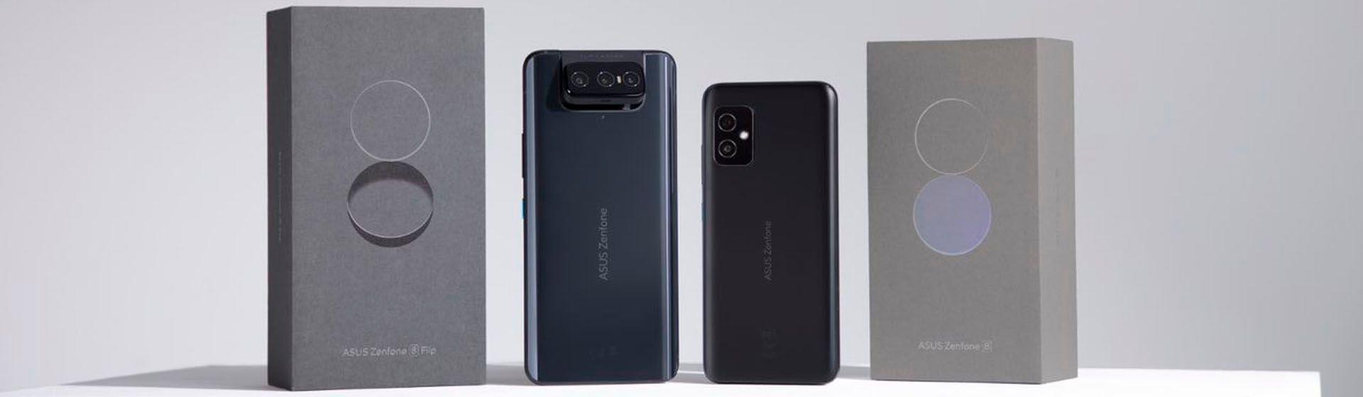 Zenfone 8 e Zenfone 8 Flip: conheça os novos celulares Asus