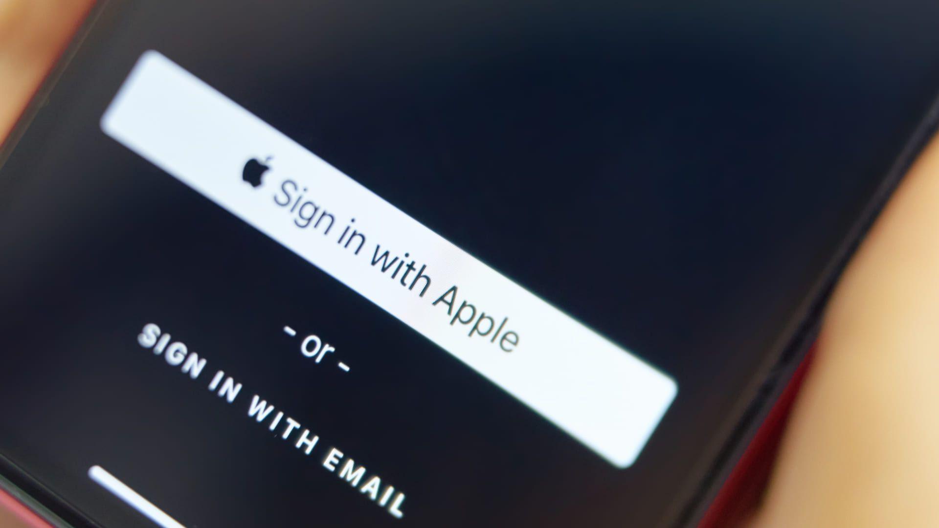 ID Apple é como uma identidade para dispositivos da maça (Foto: Shutterstock)