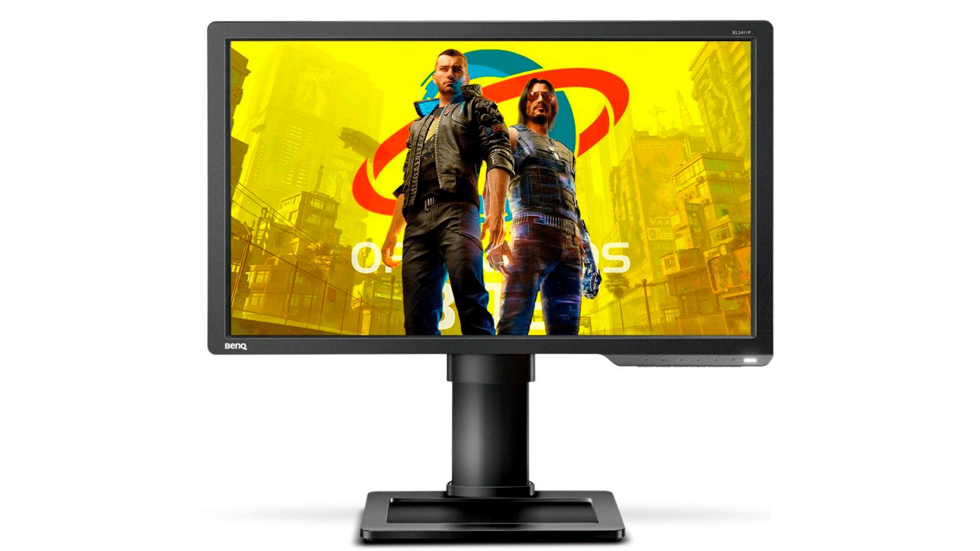 """Qualidade em imagens escuras é uma das características do monitor LED 24"""" BenQ Full HD XL2411Z (Foto: Divulgação/BenQ)"""