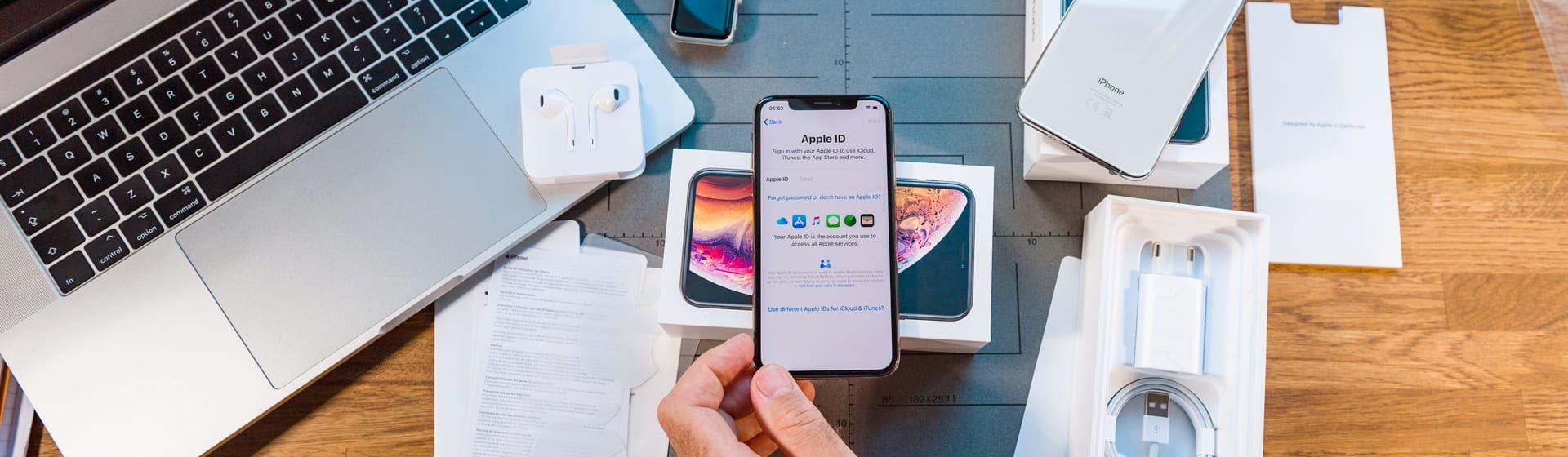 ID Apple: o que é, como criar e para que serve
