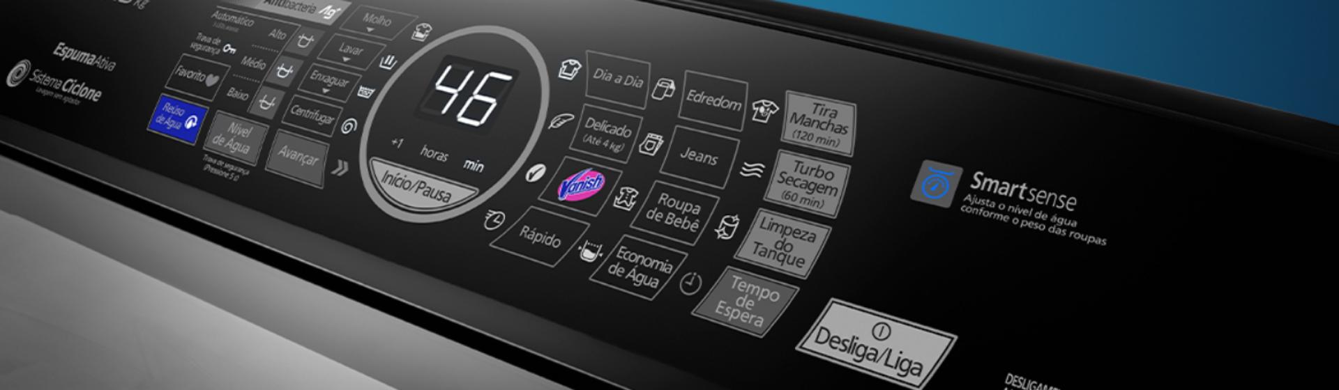 Máquina de lavar Panasonic: os melhores modelos de 2021