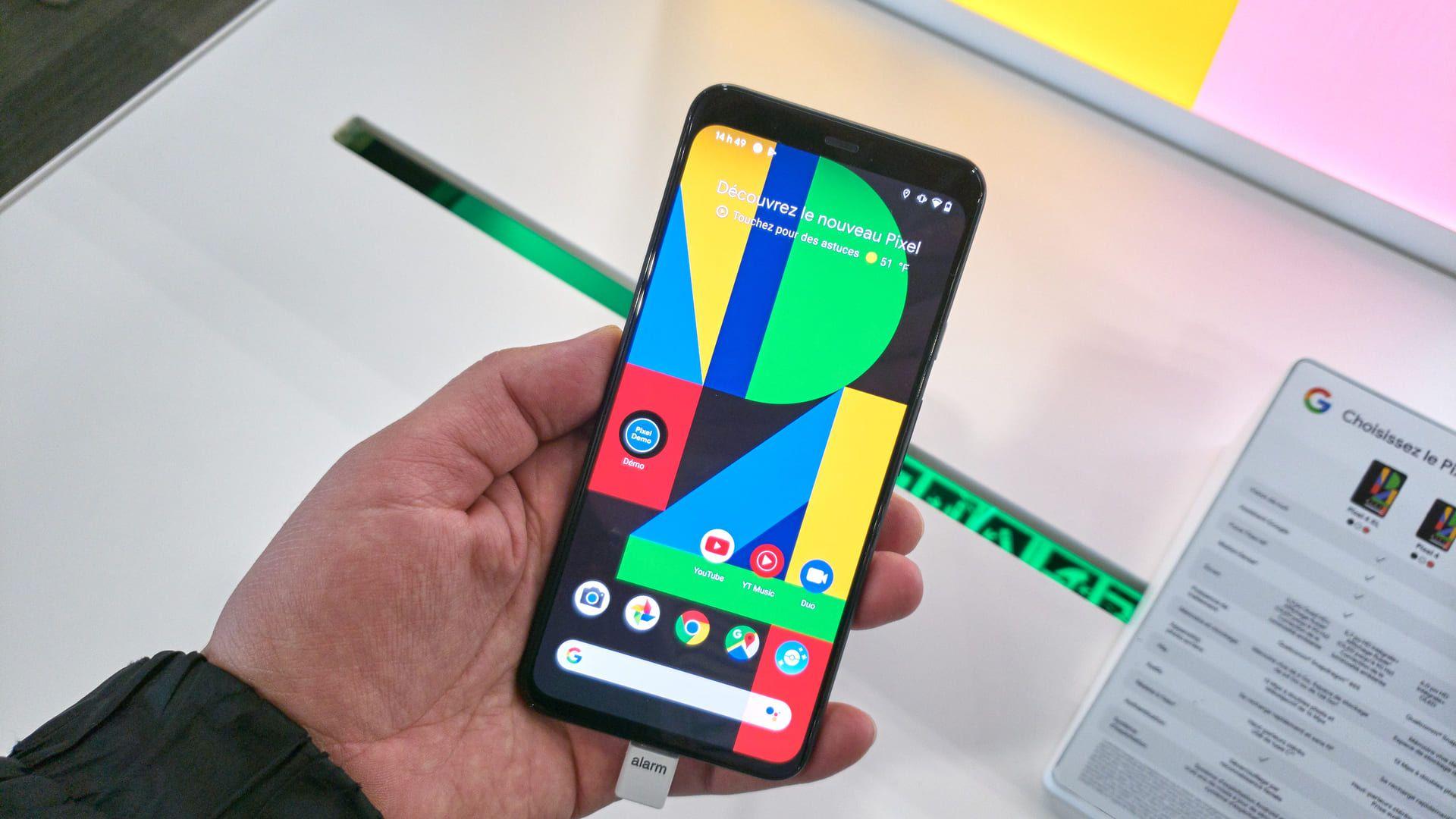 Os celulares Google Pixel possuem atualizações Android antes das outras fábricantes. (Foto: Shutterstock)