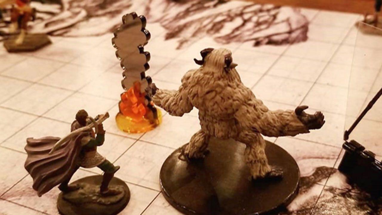 Os dados D20 são muito usados em RPG para ações e principalmente durante o combate (Reprodução/FandomSpot)