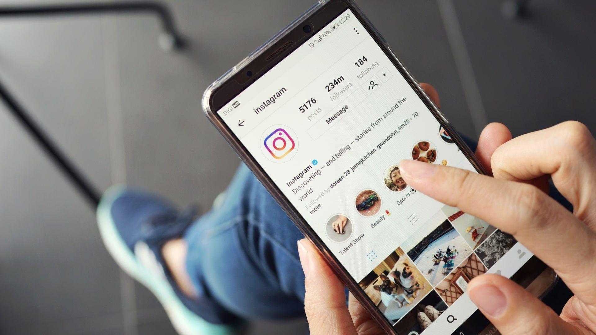 Produzir bons conteúdos é a principal forma de ganhar seguidores no Instagram (Foto: Shutterstock)