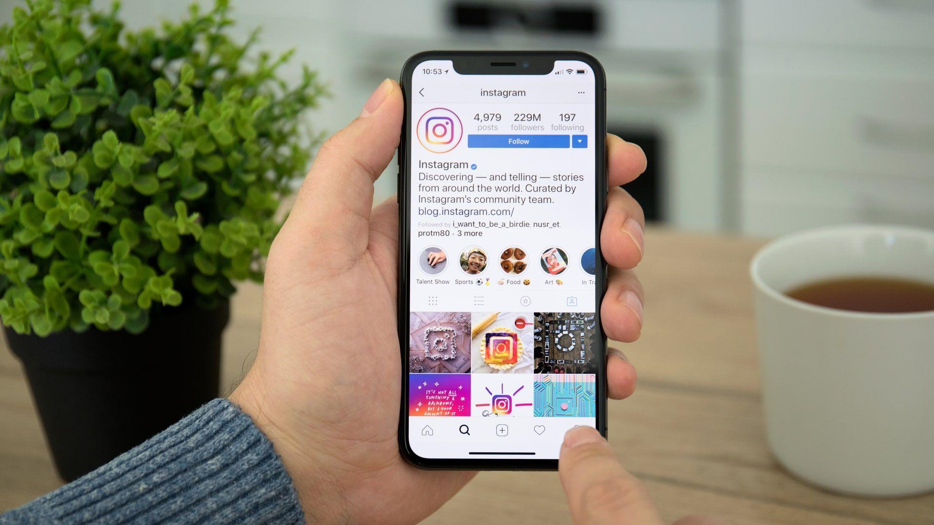 Divulgue seu perfil em outros canais para conseguir seguidores no Instagram (Foto: Shutterstock)