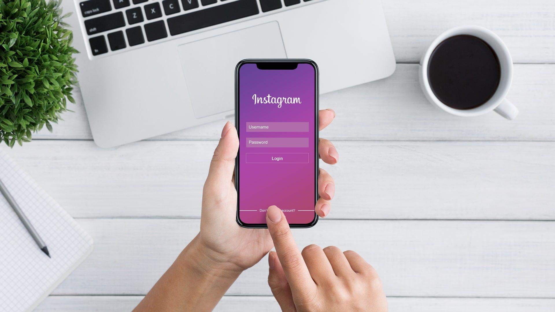 Ter um feed com fotos bonitas ajuda a ganhar seguidores no Instagram (Foto: Shutterstock)