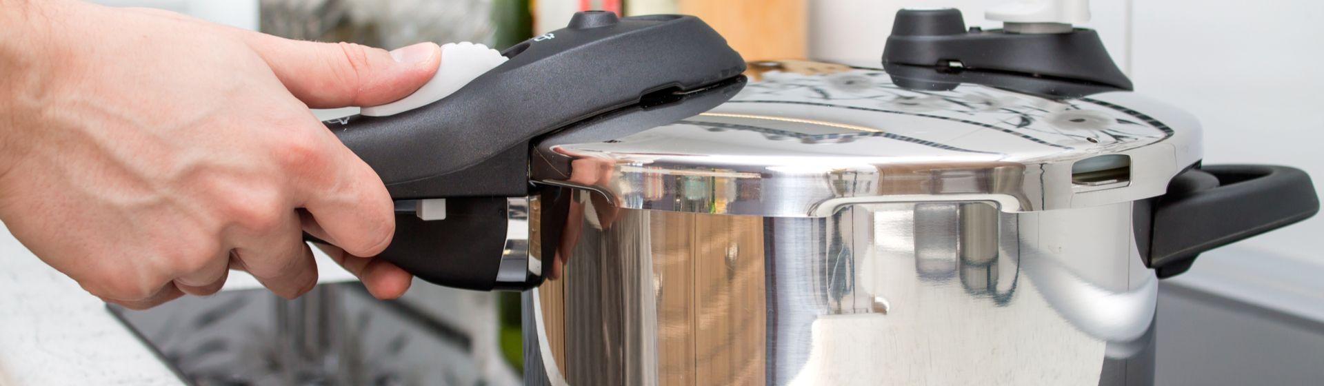 Como usar panela de pressão?