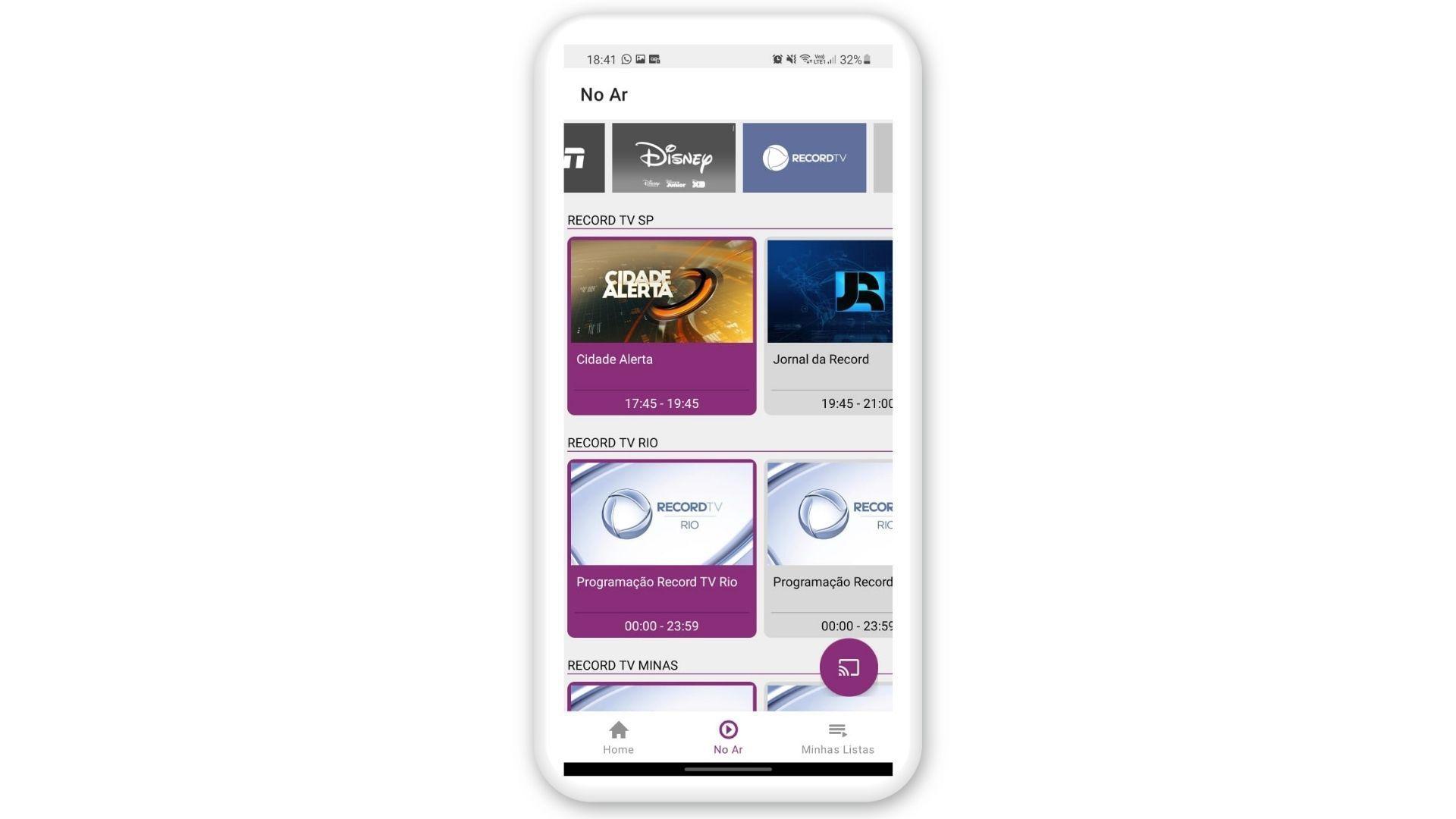 Como assistir TV online no celular: Play Plus (Arte/Zoom)