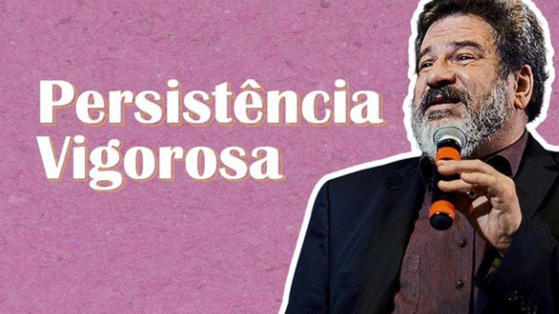 Post nas redes sociais do professor Mario Sergio Cortella (Foto: Reprodução / Instagram @cortellaoficial)