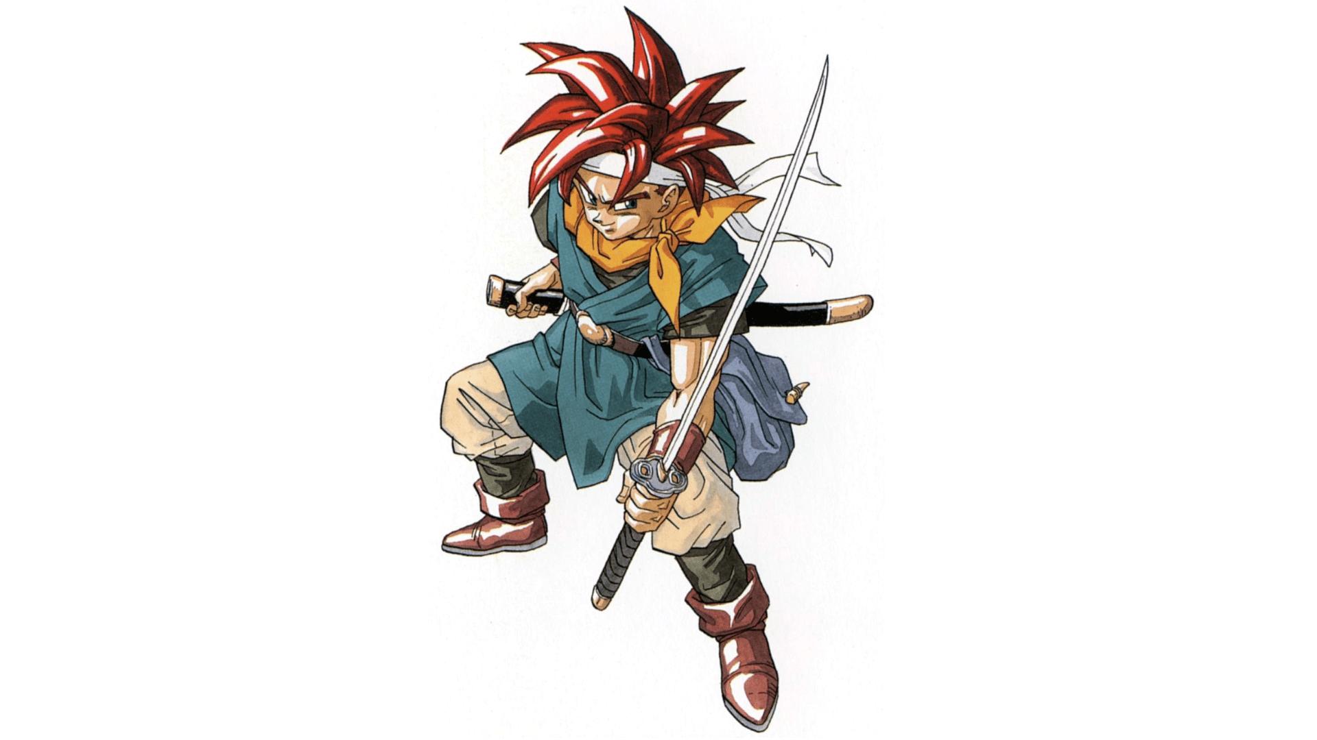 Crono é o protagonista corajoso (Foto: Divulgação/Square Enix)