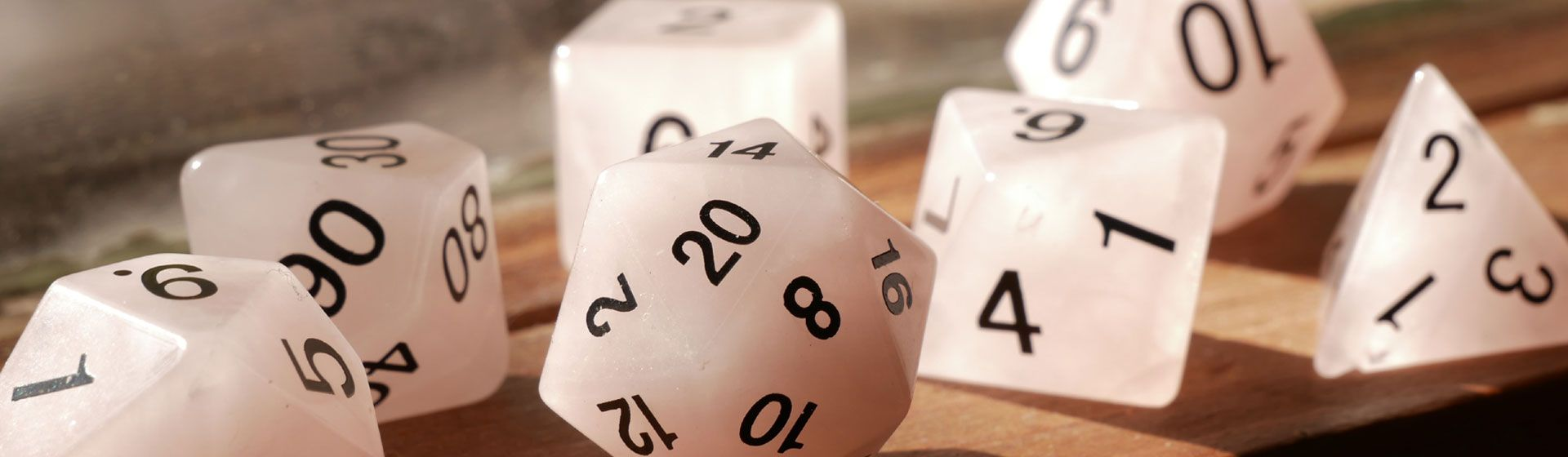 Dados RPG: saiba como usá-los e veja bons modelos para comprar