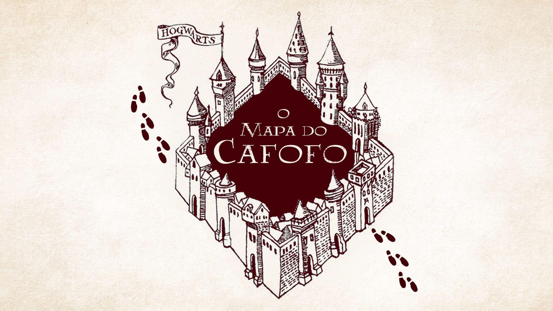 Mapa do Cafofo: um guia de decoração do quarto Harry Potter (Imagem: Isabel Marlasca/Zoom)