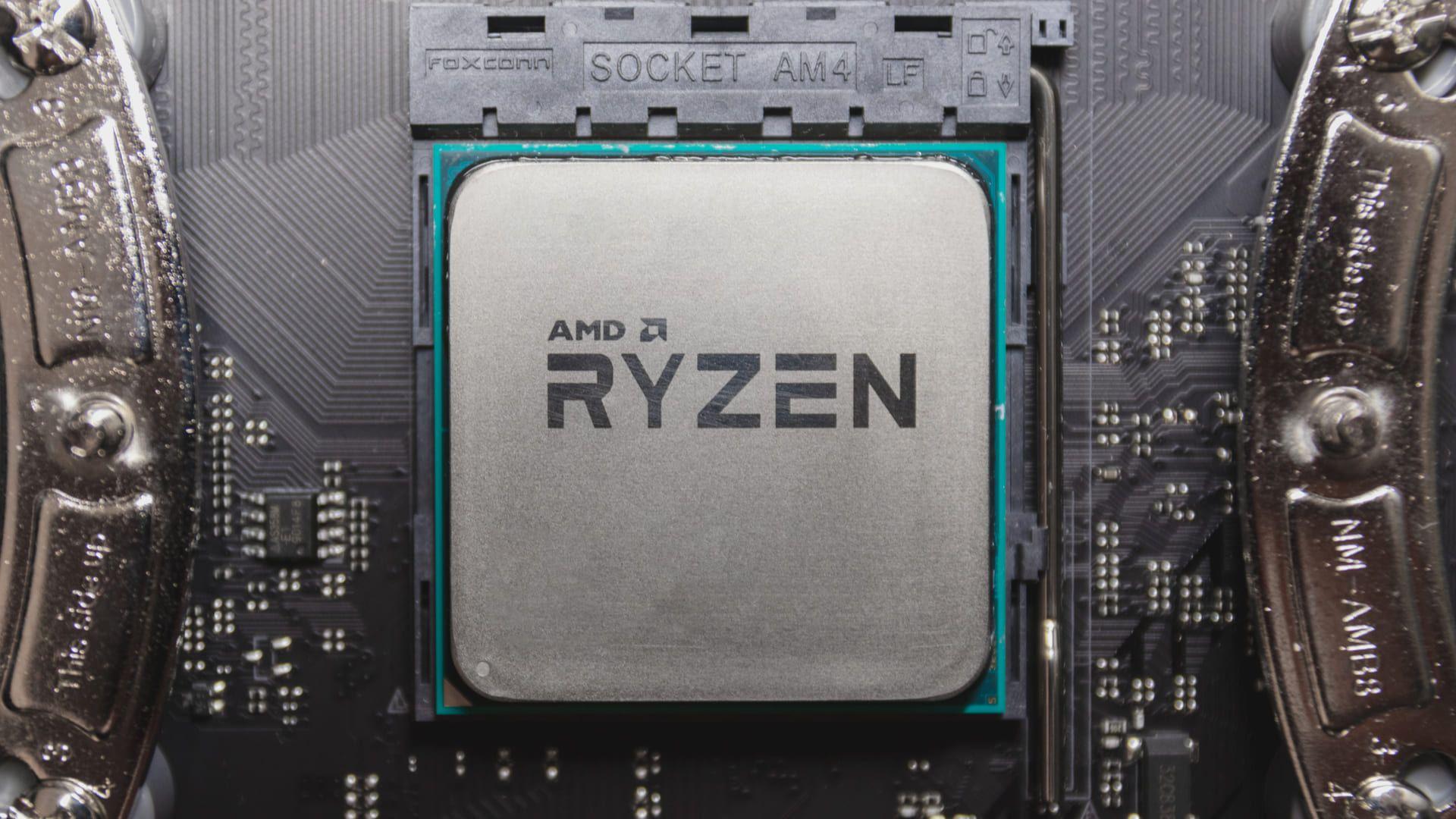 A letra X no código do produto indica a linha de processadores de alta performance da AMD (Foto: Divulgação/Shutterstock)