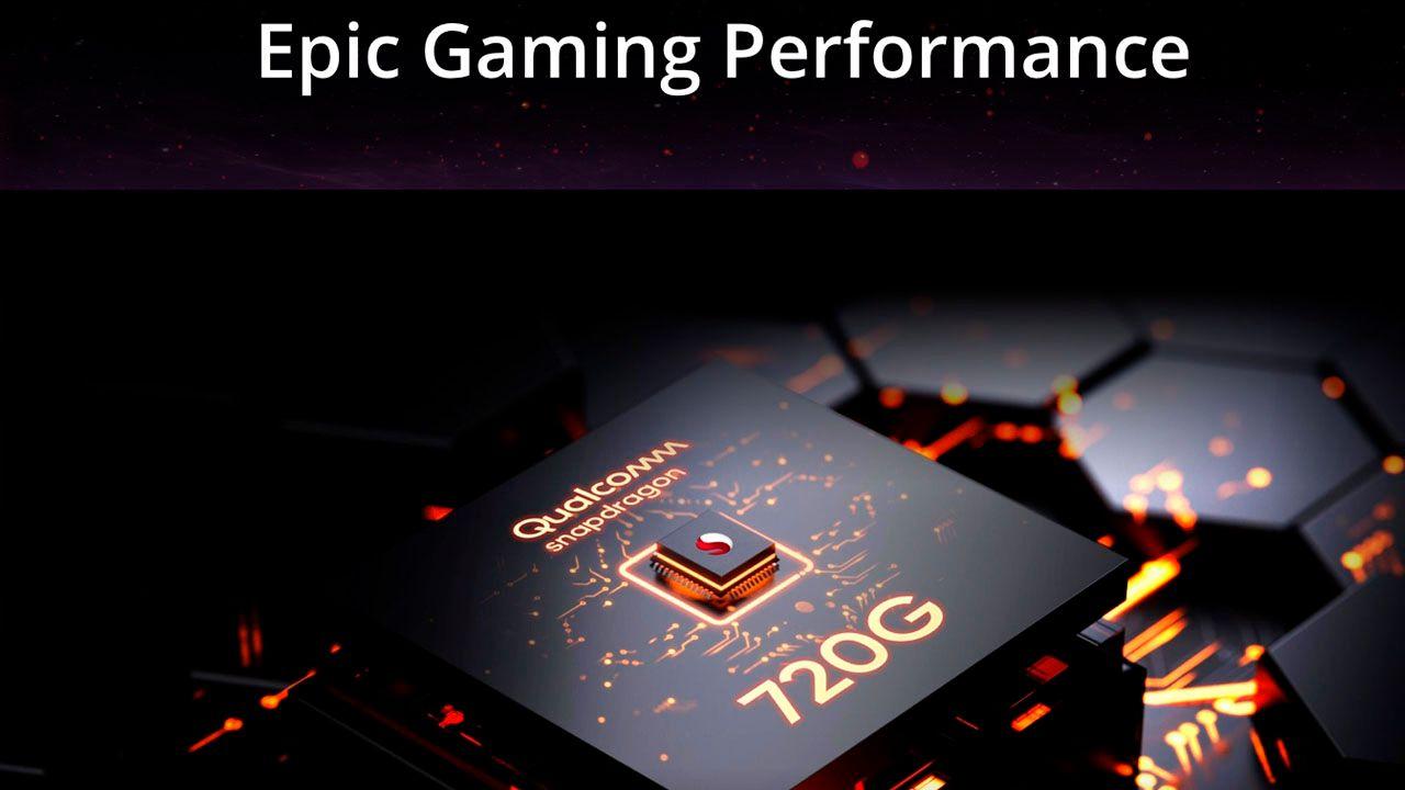 O Realme 8 Pro tem processador otimizado para jogos. (Foto: Divulgação/Realme)