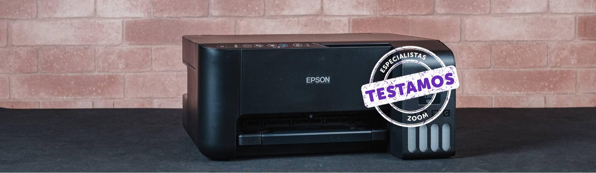 Epson L3150: a impressora tanque de tinta com melhor custo-benefício