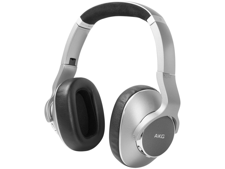 Fone AKG N700 NC tem cancelamento de ruído (Foto: Divulgação)