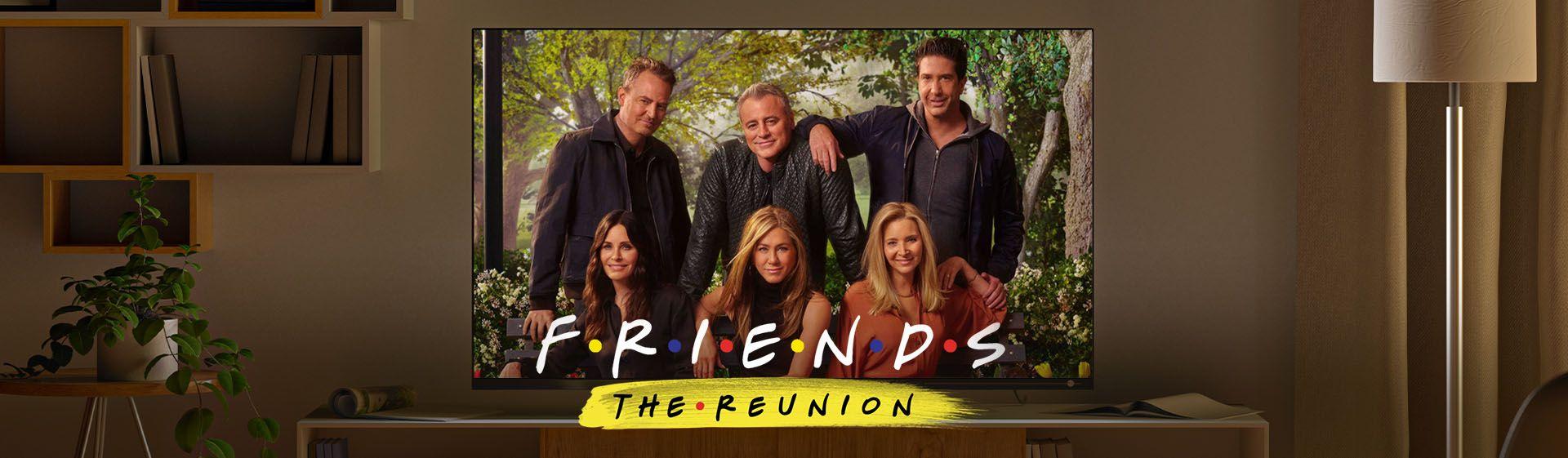 Friends, The Reunion: onde assistir e tudo que você precisa saber