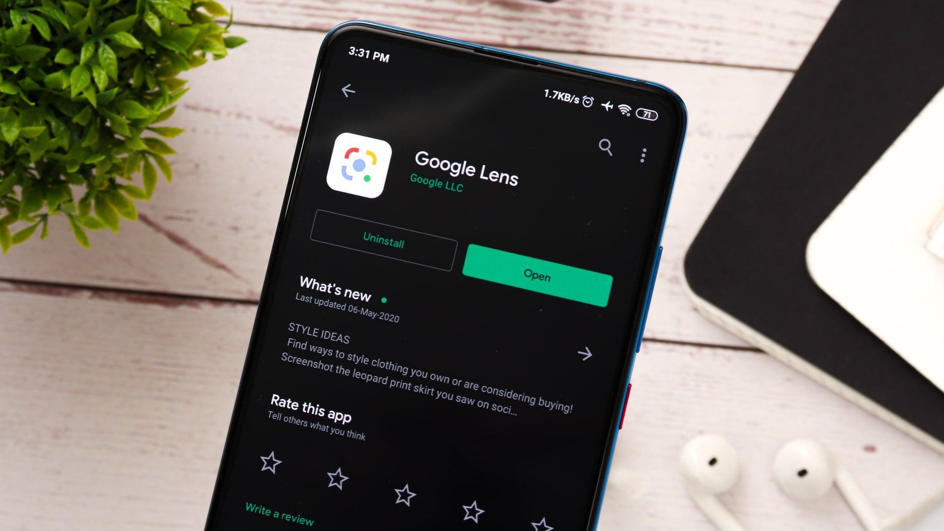 Google Lens utiliza banco de imagens do Google para classificar as fotos (Foto: Shutterstock)