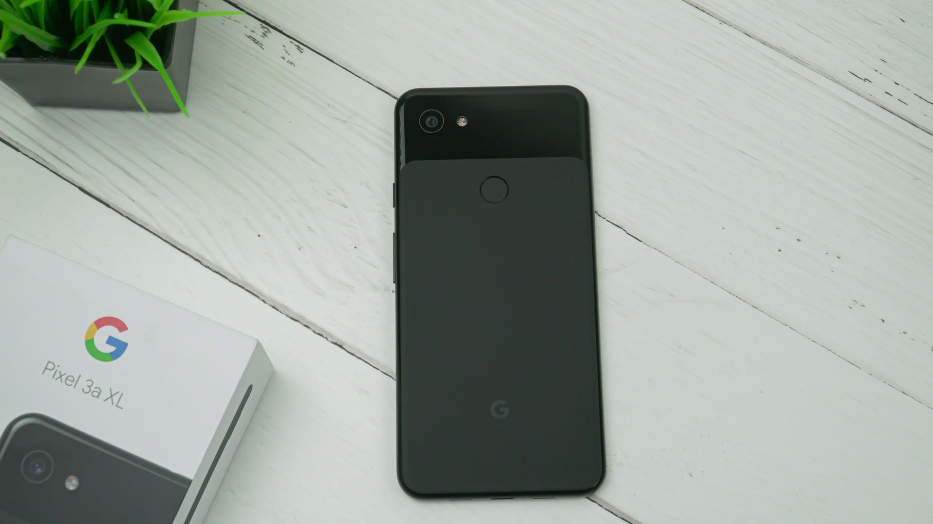O Google Pixel 3a possui tela OLED e câmera com estabilização óptica. (Foto: Shutterstock)