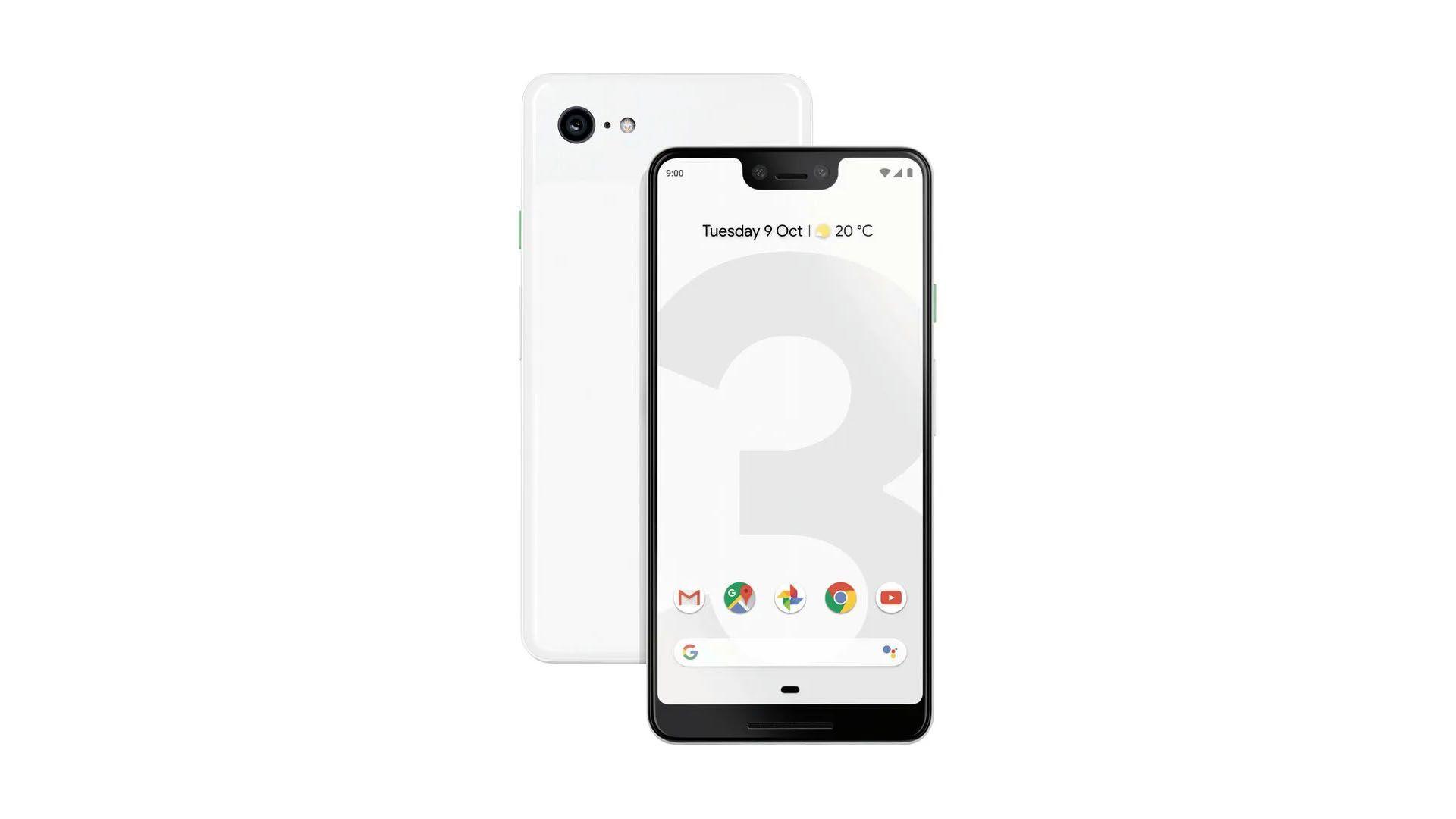 Visual do Google Pixel 3 XL. (Foto: Divulgação/Google)