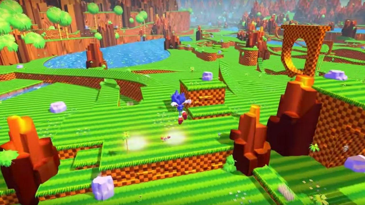 Sonic Utopia é um game de mundo aberto criado por um fã de apelido Mr Lange (Reprodução: PC Gamer)