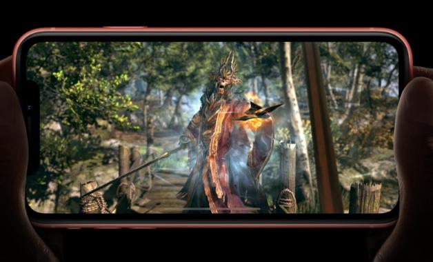 Resolução da tela do iPhone XS Max é boa para jogos (Foto: Divulgação/Apple)
