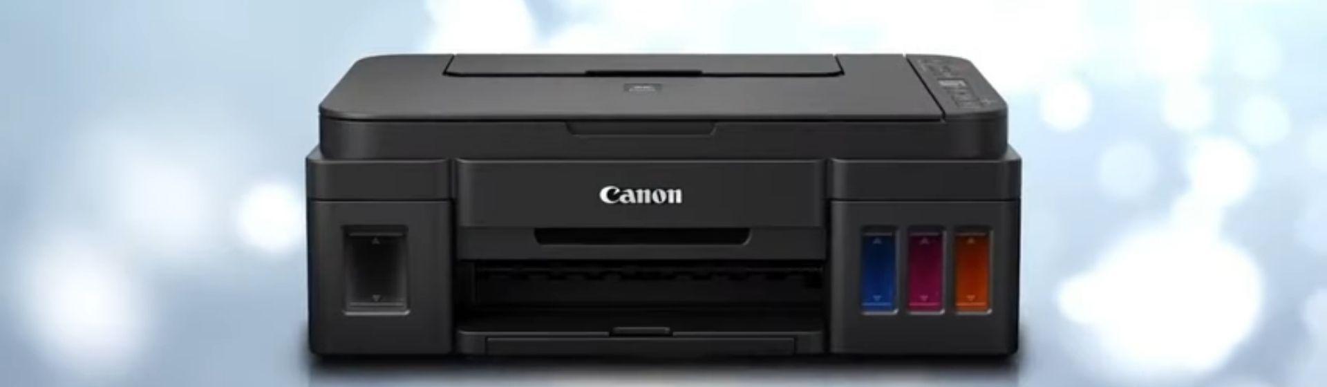 Impressora Canon G3111 é boa? Veja o preço e os prós e contras dela