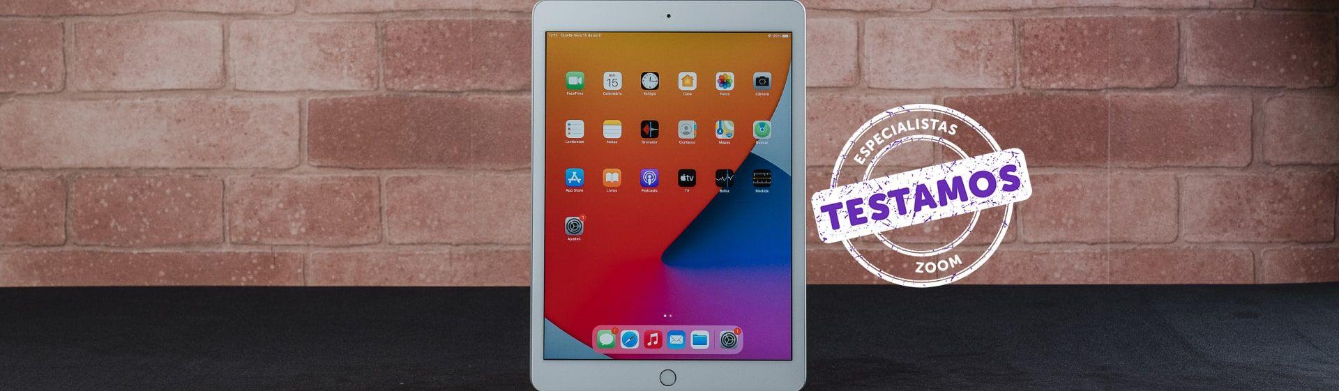 """iPad 8ª geração: tablet """"barato"""" da Apple tem bom desempenho"""