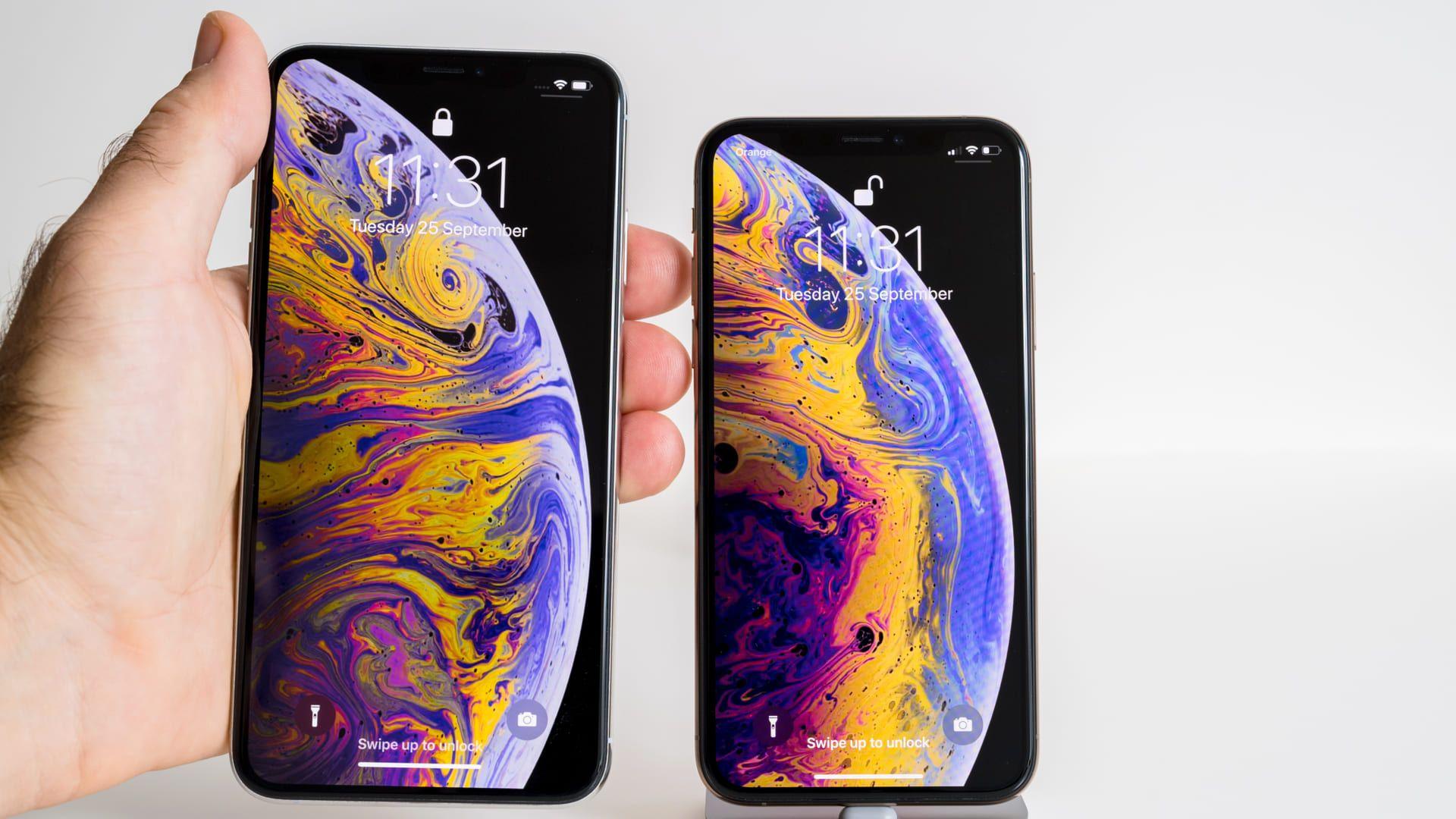Preços do iPhone XS Max e do iPhone XS ainda são altos (Foto: Shutterstock)