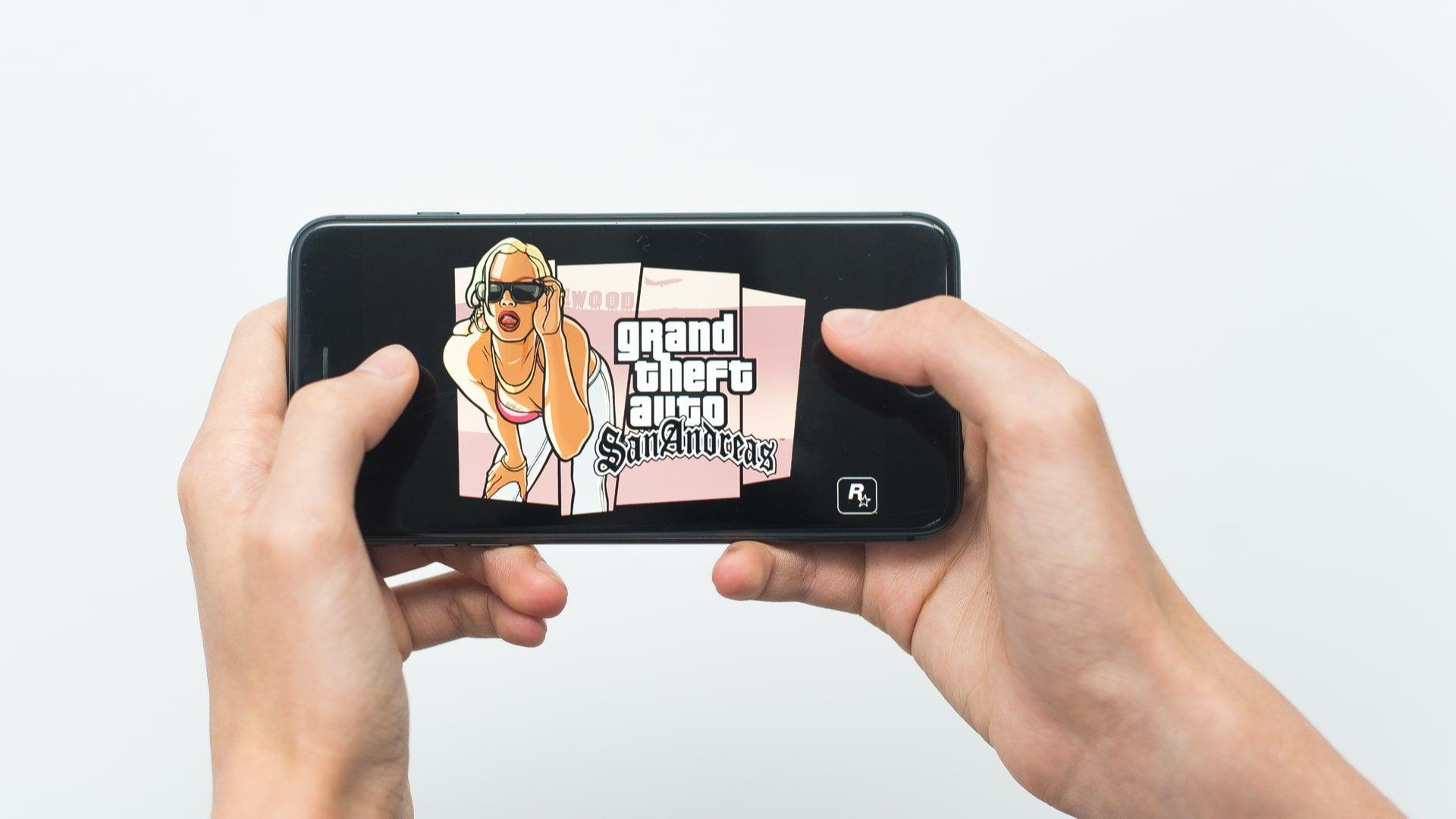 GTA: San Andreas está entre os melhores jogos para celular de ação (Foto: Shutterstock)