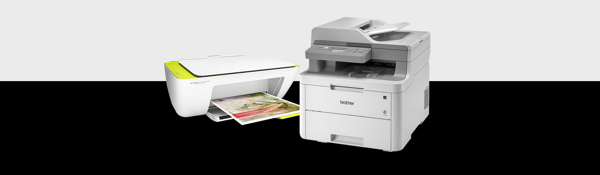 Como avaliamos impressoras no Zoom
