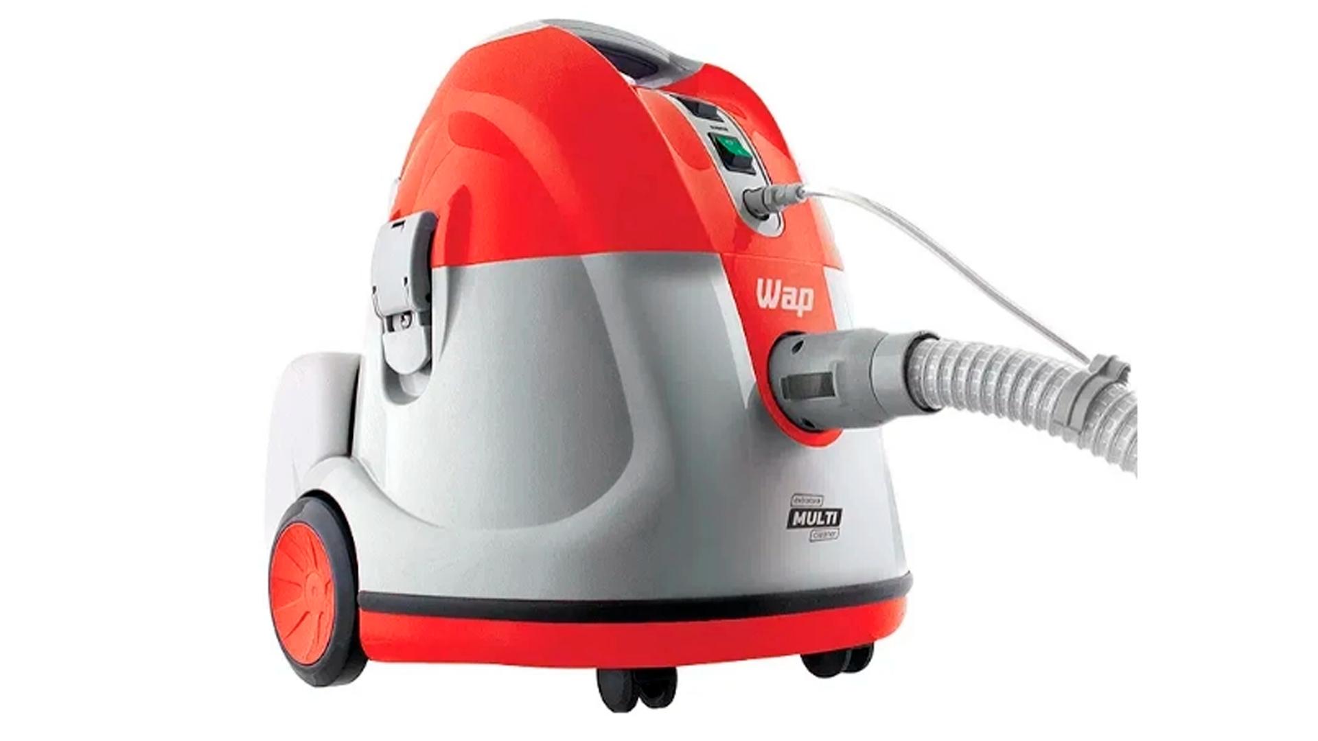 Veja detalhes da Extratora de Sujeira Multi Cleaner Wap 1400W (Foto: Divulgação/WAP)
