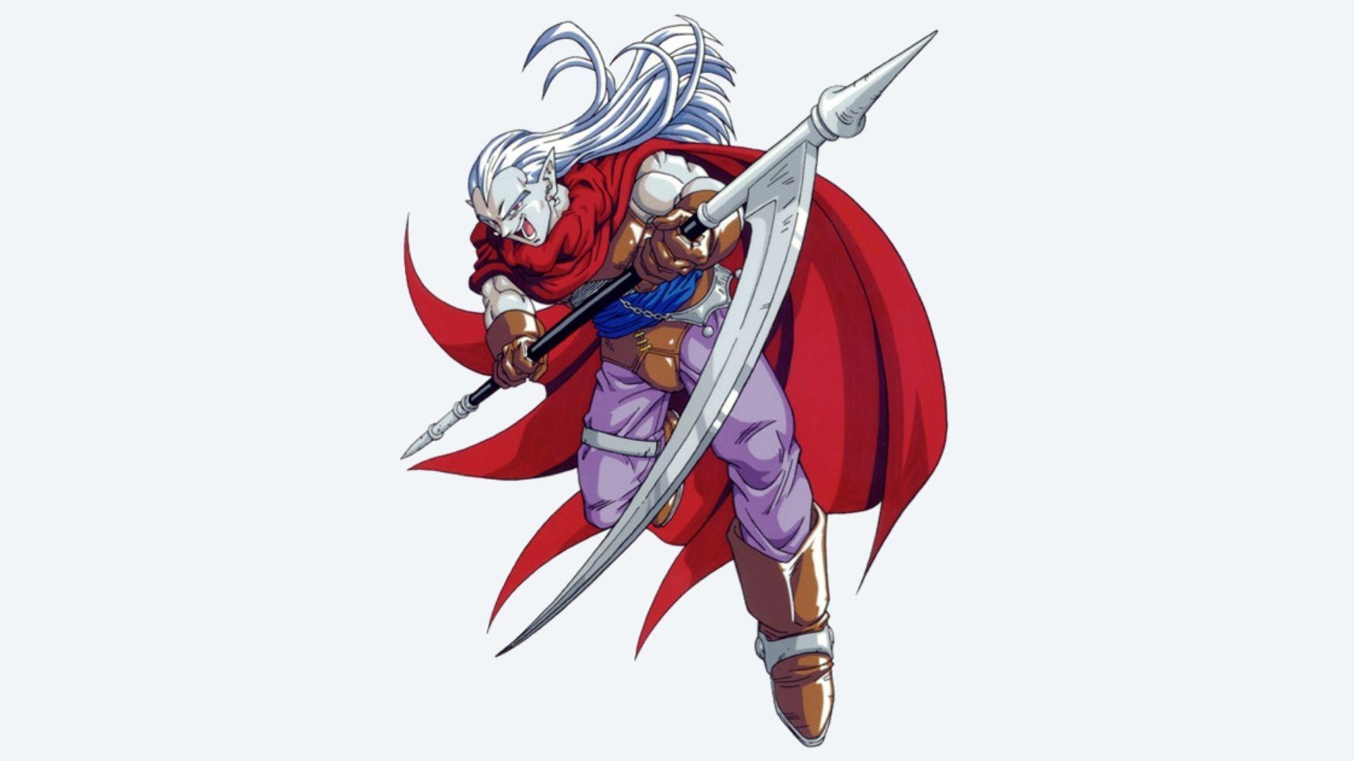Magus é um feiticeiro misterioso e possível aliado (Foto: Divulgação/Square Enix)