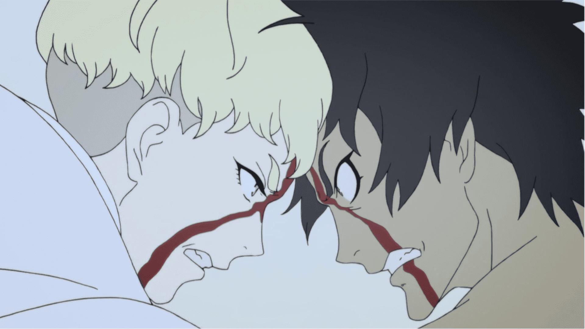 Devilman Crybaby não é apenas um dos melhores animes Netflix como é um dos animes originais da plataforma (Foto: Divulgação/Netflix)