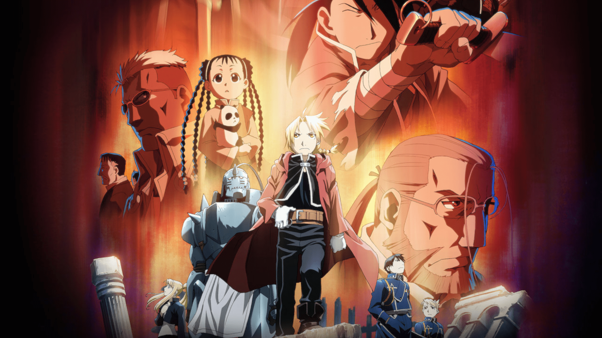 Fullmetal Alchemist: Brotherhood é um clássico que qualquer interessado em anime precisa assistir (Foto: Divulgação/Netflix)